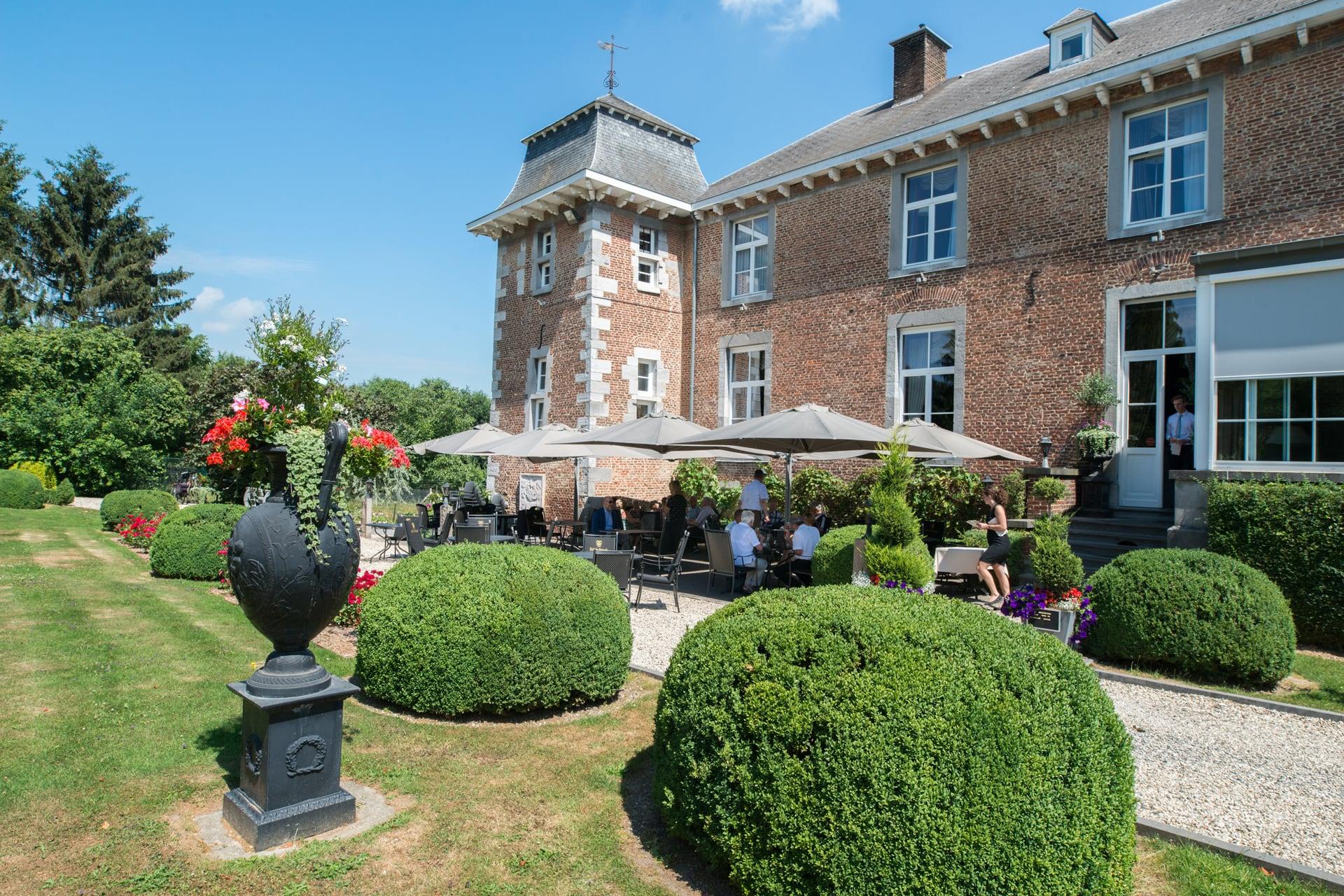Tuin & Terras - Hof De Draeck