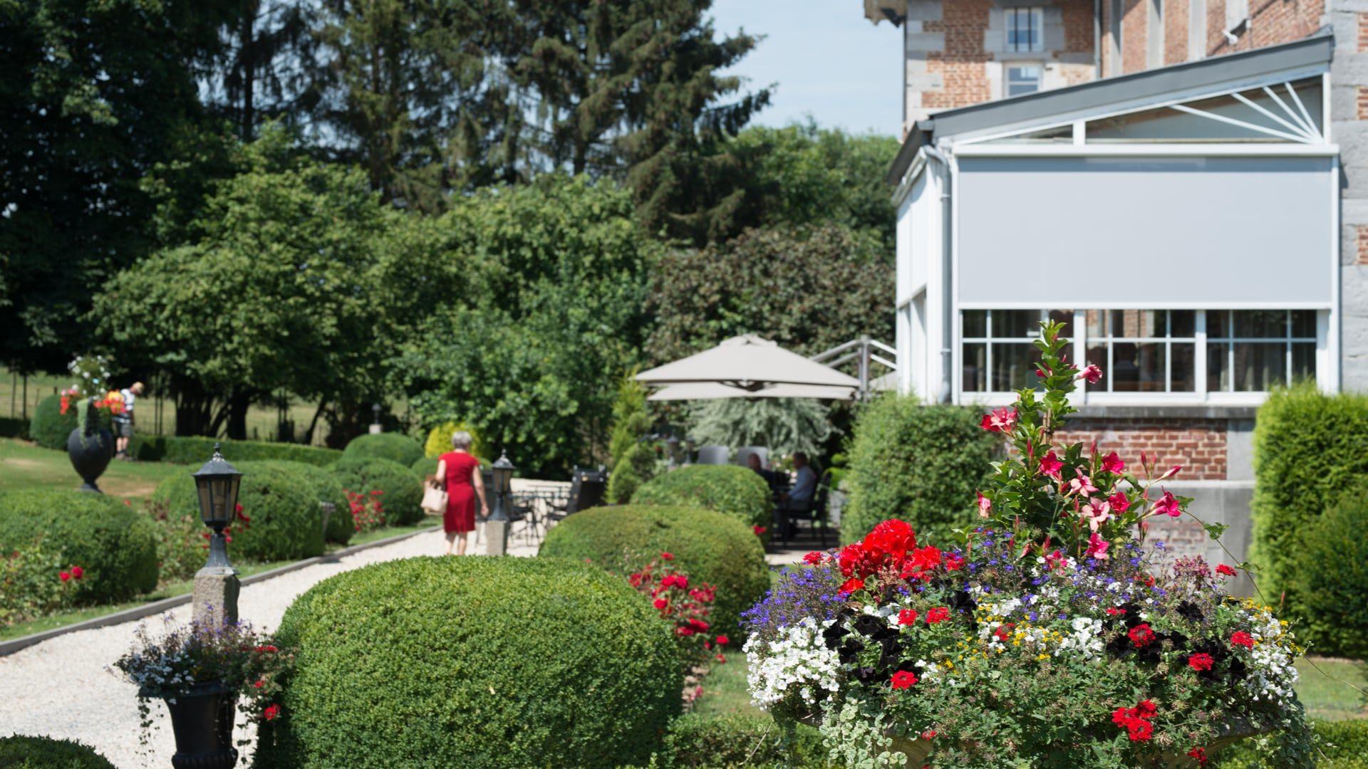 Garten & Terrasse - Hof De Draeck